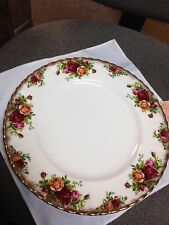 Royal Albert-Old Country Roses-Dinner plate