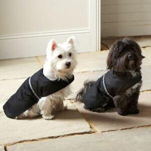 Bunty Dog Waterproof Outdoor Raincoat Warm Jacket Fleece Reflective Coat