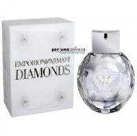 EMPORIO ARMANI DIAMONDS 100ML EDP WOMEN