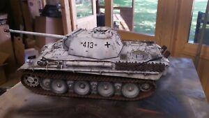 heng long 1/16 panther g rc model tank