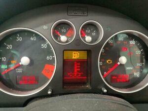 AUDI TT MK1 8N 2005 INSTRUMENT CLUSTER SPEEDOMETER 8N2920980A
