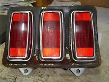 1969 Ford Mustang Original Tail light