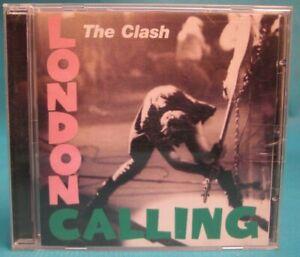 LONDON CALLING - THE CLASH (CD DIGIPACK) Ref 0093