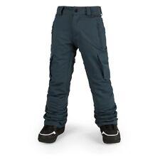NWT Volcom Boys Cargo Ins Snowboard Pant Pants L Large 12Y Kids 15K VNY oa326