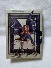 Amy Brown Blue Fairy Faerie 4 x 6 Photo Album 2005