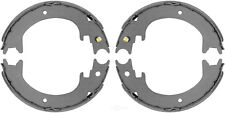 Parking Brake Shoe-Bonded Brake Shoes Rear Autopartsource 906