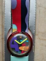 Watch Swatch Pop Years 90 Rarest Used
