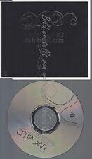 CD--PROMO--LMC VS U2 --TAKE ME TO THE CLOUDS ABOVE