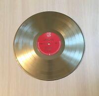 Motley Crue - Too Fast For Love Gold Vinyl Records Elektra Label