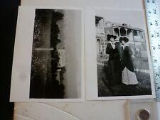 Vintage Photo-2 Photos Sweitzer Album 1112 Linden 11/1914 Allentown PA 1993
