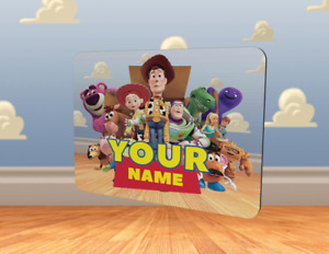 TOY STORY 4 MOUSE MAT PERSONALISED add your name