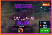 Jurassic WORLD The Game Builder MAX LEVEL OMEGA 09 (BOSS) Android iOS park