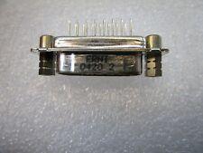 LOT X 35 023152 ERNI CONNECTOR D-T 15P 4/40 X 4/40
