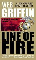 Line of Fire Mass Market Paperbound W. E. B. Griffin