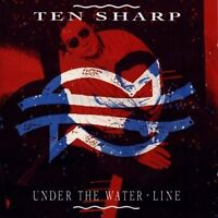 Ten Sharp Under the water line (1991) [CD]