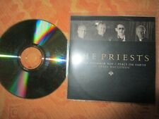 The Priests Ft Shane MacGowan Little Drummer Boy / Peace On Earth Promo CD Sngle