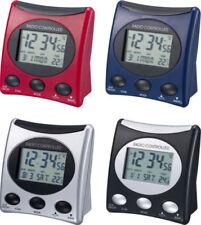 Digitale klassische Wecker mit Temperaturanzeige