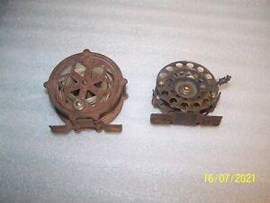 2 Vintage Skeleton Fly Fishing Reels - 1 Shakespeare WINNER - For repair
