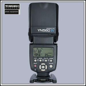 Yongnuo YN-560 IV Flash Speedlite *parts only* Doesn't function properly