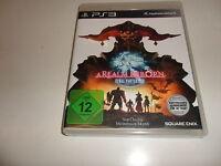 PlayStation 3  Final Fantasy XIV - A Realm Reborn