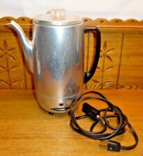 Vintage Dominion Electric Coffee Pot - Model 1603-D