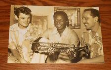 Miles Davis West Coast Jazz Booklet Card Handbill Promo 8x5.5