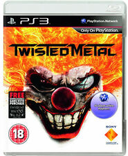 Twisted metal PS3 * en excellent état *