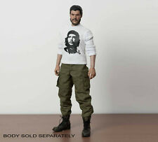 ENTERBAY WARDROBE 16 STYLE 312  CHE GUEVARA OUTFIT 1:6 SCALE FIGURE ~BRAND NEW~
