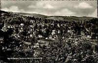 BADENWEILER Schwarzwald Postkarte ~1950/60 alte s/w Ansichtskarte Gesamtansicht