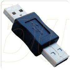 Conector Adaptador USB Tipo A MACHO MACHO prolongador