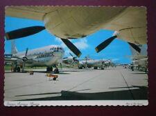 POSTCARD AIR BELLEVUE NEBRASKA MUSEUM