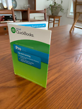 Intuit Quickbooks Pro 2015 Desktop Small Business Accounting (4-Pack)