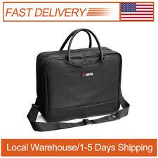 15'' Projector Bag Laptop Carrying Case for Projector Travel Shoulder Bag US