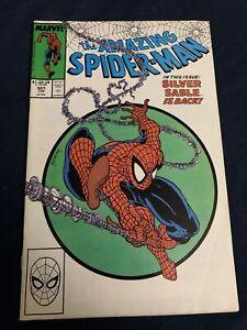 AMAZING SPIDER-MAN #301 (Classic McFarlane #300 Cover Swipe) VF/NM Marvel 1988