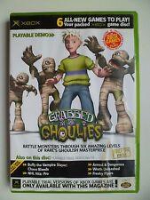 Revista Oficial De Xbox 24 Disco de Juego