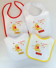 Disney my Favourite Friends bibs - Pack of 4 BNWT