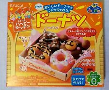 kracie popin cookin happy kitchen Japanese candy making kit Donuts Doughnuts