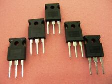 Lot Of 5 St Micro Mosfet N-Channel 500V To-247 14A W14Nc50 Stw14Nc50