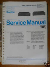 Schema Philips DV 586/86SB5  Video Recorder,ORIGINAL