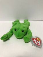Ty Beanie Baby Legs The Frog