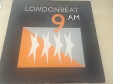 """Londonbeat - 9.am - great condition 12"""" vinyl , there's an acid house going on"""