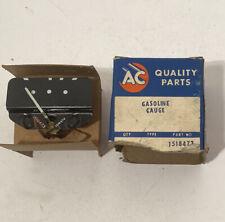 NOS 1955 1956 Chevrolet passenger car gas Guage 1518473 NOS AC GM Box