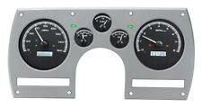 1982-89 Chevrolet Camaro Dakota Digital Black Alloy & White VHX Analog Gauge Kit