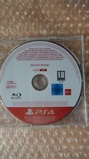 Far Cry Primal PS4 Promotional Game PS4 Promo very rare for Sony PlayStation 4.