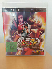 Super Street Fighter 4 IV Sony PlayStation 3 ps3
