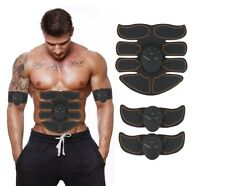 Abs Stimulator Muscle Toner Trainer Set Ultimate Abdominal Toning Belt Wireless