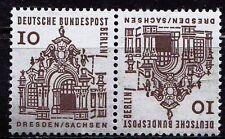 Briefmarken aus Berlin (1960-1969) mit Bauwerks-Motiv