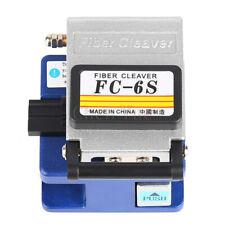 Metal Fiber Cleaver FC-6S Fiber Optic Cable Cutter Cold Aluminum Fiber Knife Cut