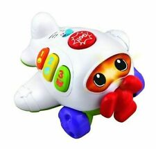 VTech Baby Play and Learn Aeroplane Educational Activity Toy 138403