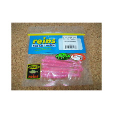 "Worms Soft Appâts Reins Aji Adder Shad 3 "" 7cm Couleur Rb53 Pink Dise Packs 6pz"